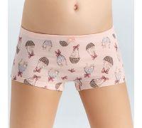 Трусы-шорты для девочки<br>5126-464
