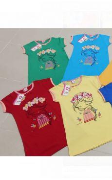 Ночная рубашка для девочки 121