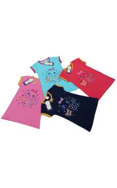 Ночная рубашка для девочки 125