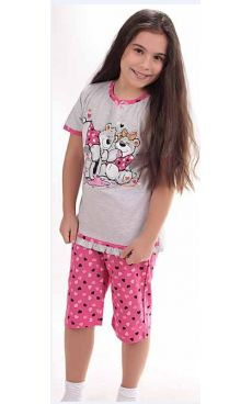 Пижама для девочки 1360