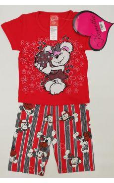 Пижама для девочки <br>212177VS