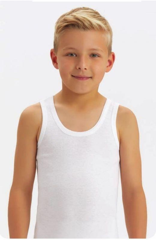 Майка для мальчика 2214-01