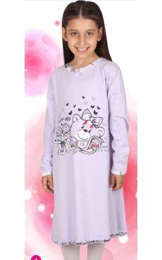 Ночная рубашка для девочки 280