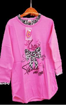 Ночная рубашка для девочки 300