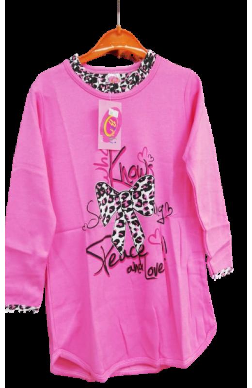 Ночная рубашка для девочки300
