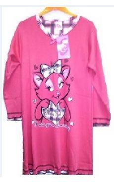 Ночная рубашка для девочки 304