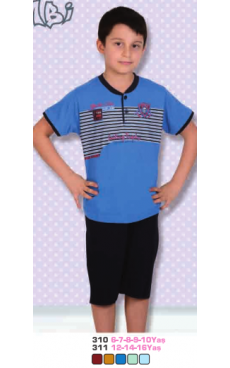 Пижама для мальчика <br>310