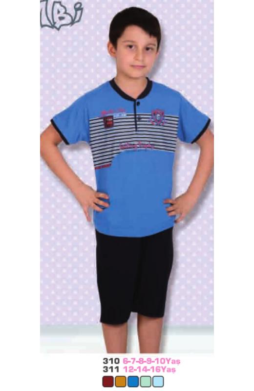 Пижама для мальчика 310