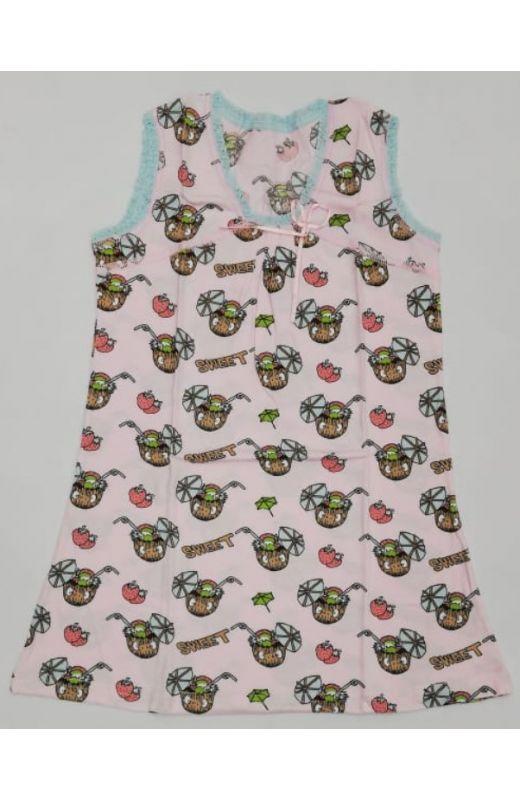 Ночная рубашка для девочки 3619