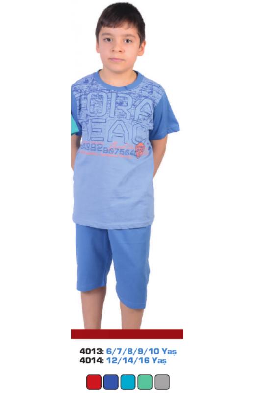 Пижама для мальчика 4014