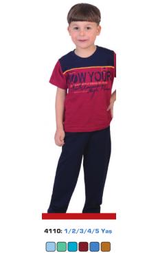 Пижама для мальчика 4110