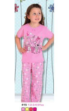 Пижама для девочки <br>415