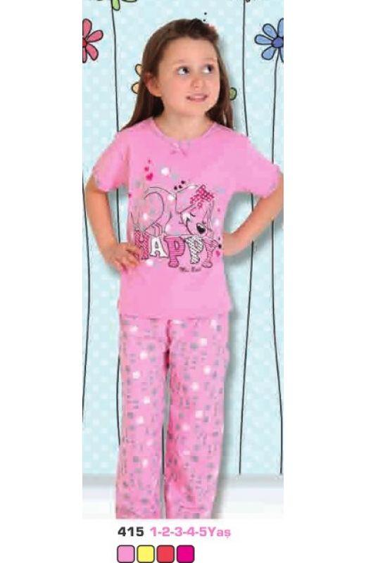 Пижама для девочки 415