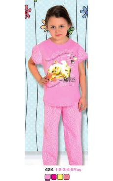 Пижама для девочки <br>424