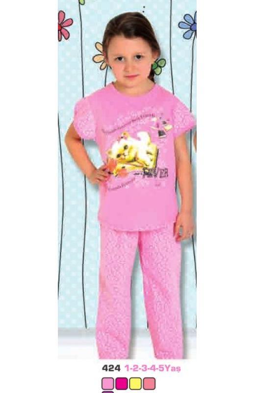 Пижама для девочки 424