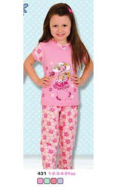Пижама для девочки <br>431