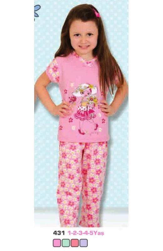 Пижама для девочки 431