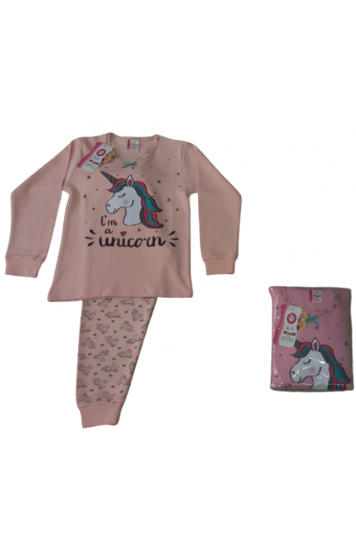 Пижама для девочки 501-00