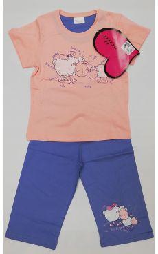 Пижама для девочки <br>512215VS