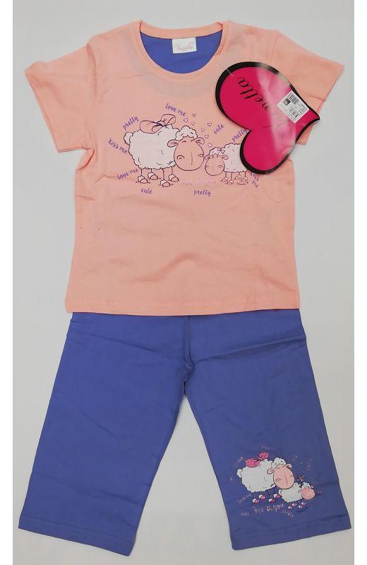Пижама для девочки 512215VS