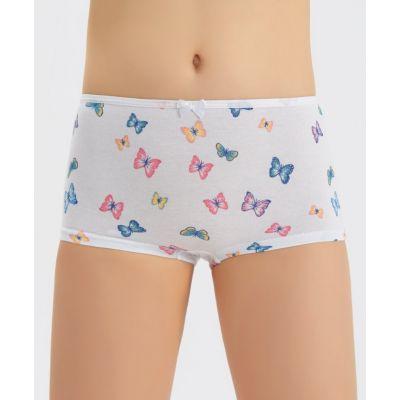 Трусы-шорты для девочки 5498-327