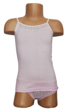 Майка для девочки Sevim(розовая)<br>5795-17