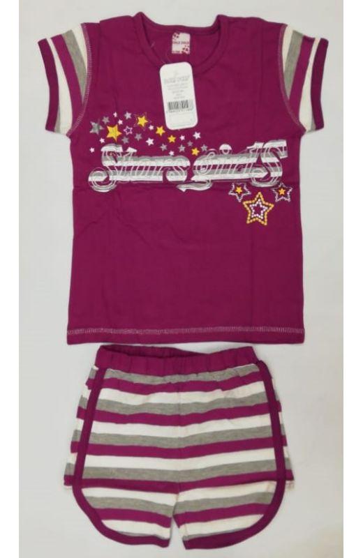 Пижама для девочки 581