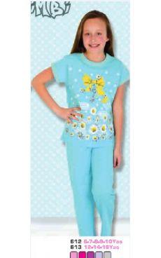 Пижама для девочки <br>613