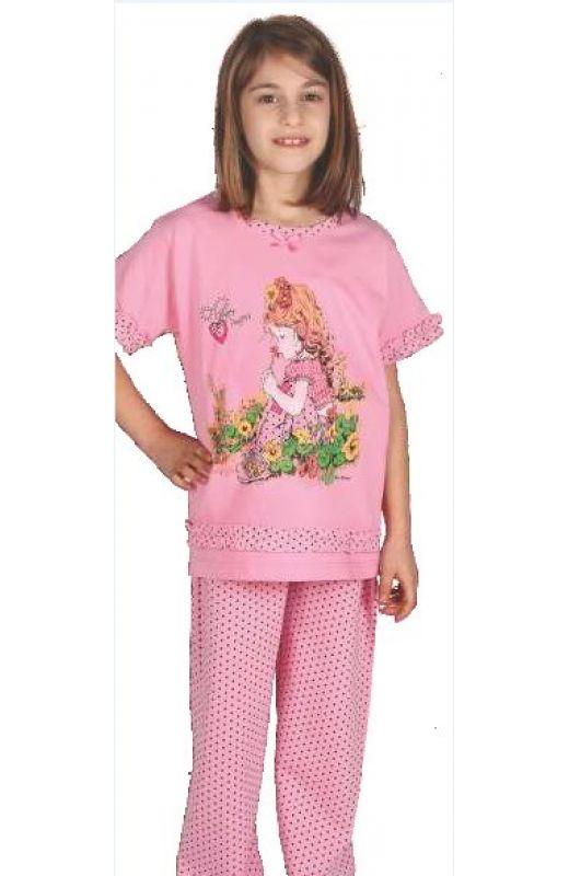 Пижама для девочки 685