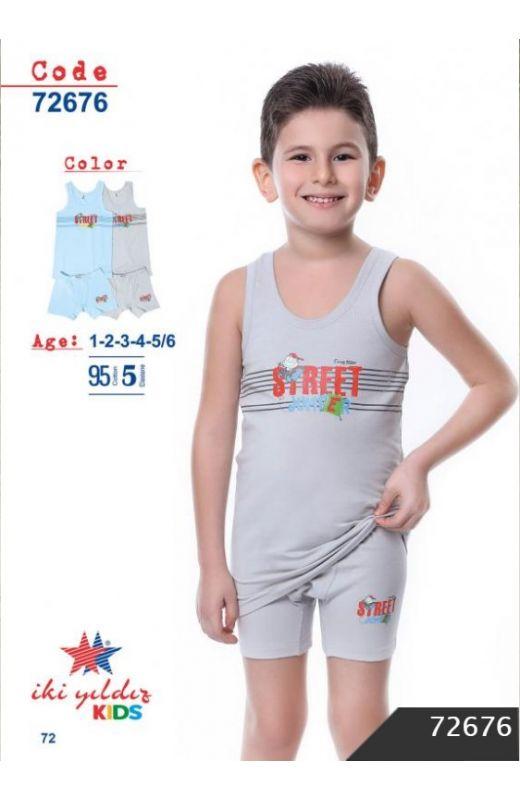 Комплект для мальчика 72676