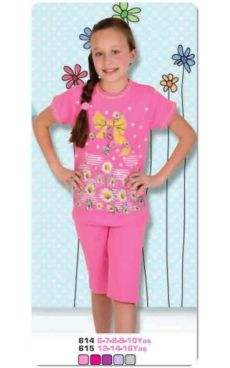 Пижама для девочки <br>614