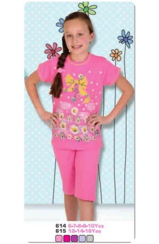 Пижама для девочки 614