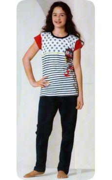 Пижама для девочки<br>6258
