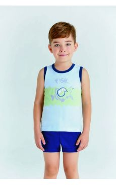 Пижама для мальчика <br>9677-223