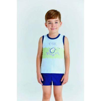 Пижама для мальчика 9677