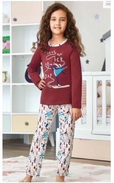 Пижама для девочки 9245-298