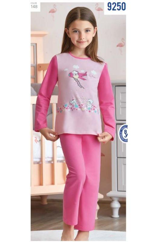 Пижама для девочки 9250-148
