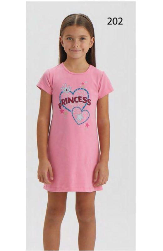 Ночная рубашка для девочки 9279-202