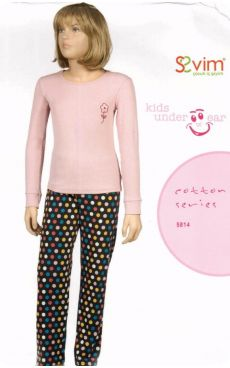 Пижама для девочки<br>5814