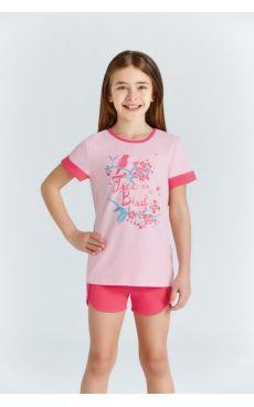 Пижама для девочки<br>9219