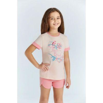 Пижама для девочки9219