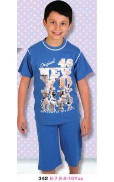 Пижама для мальчика <br>342