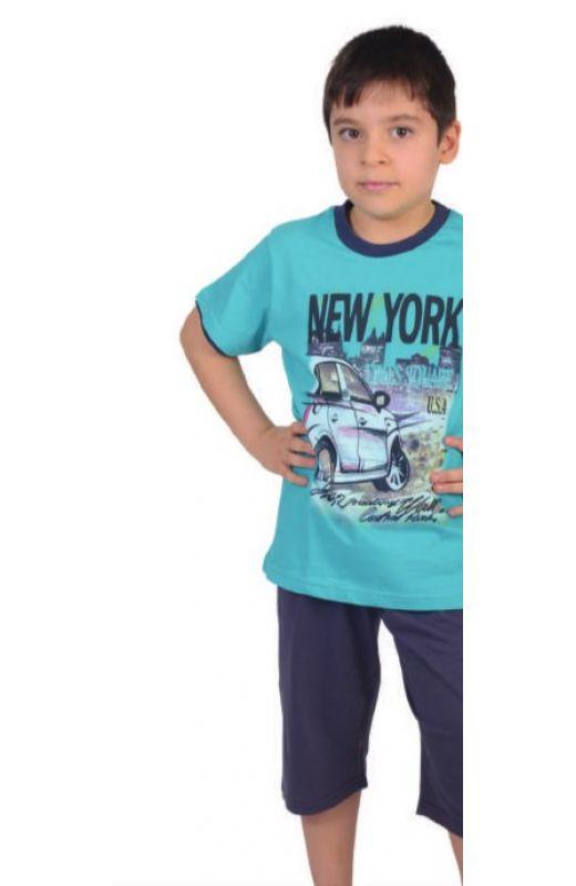 Пижама для мальчика 4019
