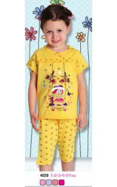 Пижама для девочки <br>409