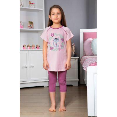 Пижама для девочки 9107-209