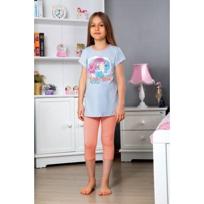 Пижама для девочки 9111-105