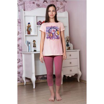 Пижама для девочки 9120-216
