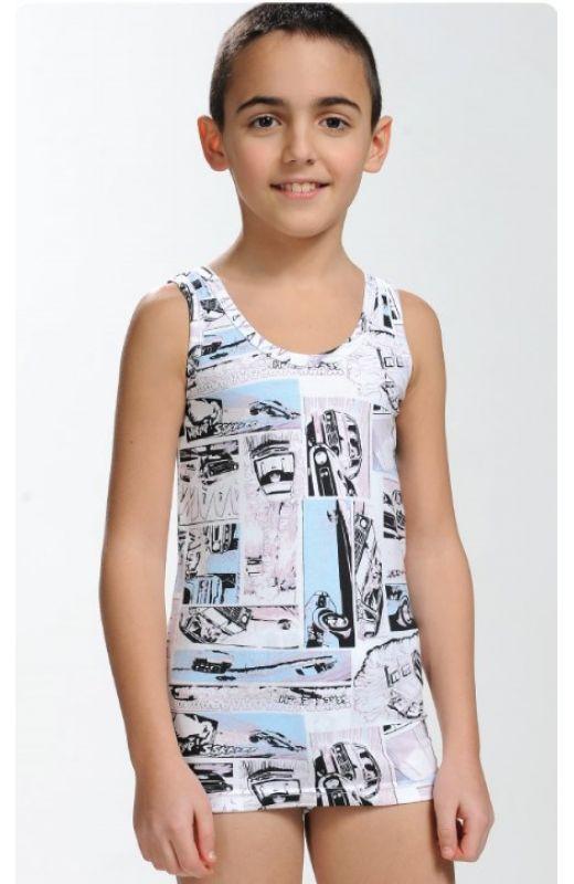 Майка для мальчика 3834