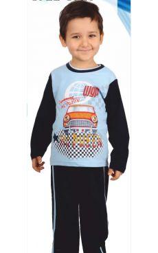 Пижама для мальчика 1923-00