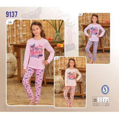 Пижама для девочки 9137-226